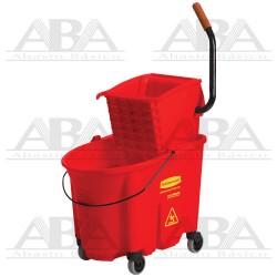 Cubeta para Trapeado WaveBrake® de 33.1L FG758888 RED