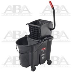 Cubeta para Trapeado WaveBrake® Executive Series de 33.1L 1863896 BLACK