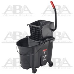 Cubeta para Trapeado WaveBrake® Executive Series de 33.1L 1863896 BLACK