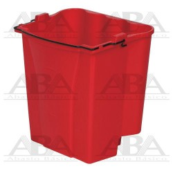 Cubeta para agua sucia WaveBrake® FG9C7400 RED