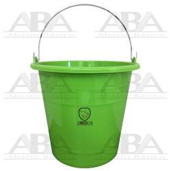 Cubeta de plástico Torinio® 12L Verde