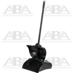 Recogedor Lobby Pro® Executive con tapa con bastón largo FG253200 BLA