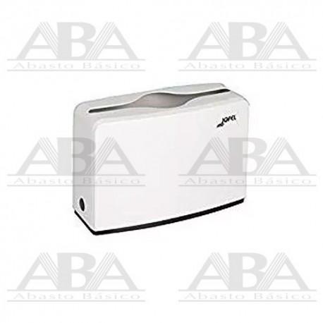 Despachador de Toalla Interdoblada Z de Mesa blanco AH52000