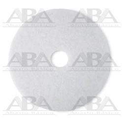 """Disco 3M Basic Blanco 4100 Limpieza y Restregado 19"""""""