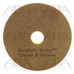 """Disco Scotch-Brite® Clean & Shine 2 en 1 19"""""""