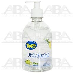 Gel Alcohol Antibacterial 500 ml Tipps Line®