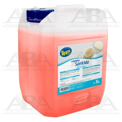 Limpiador Sarricida 5L Tipps Line®