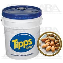 Jabón líquido para manos Almendra 19L Tipps Line®