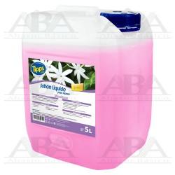 Jabón líquido para manos Jazmín 5L Tipps line®