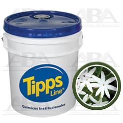 Jabón líquido para manos Jazmín 19L Tipps Line®