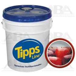 Jabón líquido para manos Manzana 19L Tipps Line®
