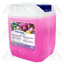 Jabón Líquido para manos Floral 5L Tipps Line®