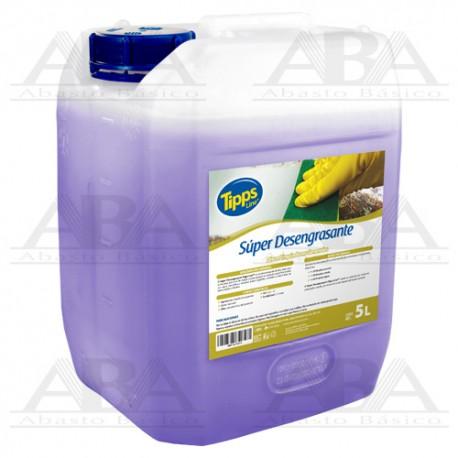 Súper Desengrasante 5L Tipps Line®