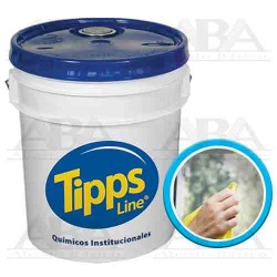 Limpia Vidrios 19L Tipps line®