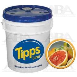 Limpiador Multiusos Cítrico 19L Tipps Line®
