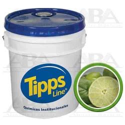 Limpiador Multiusos Limón 19L Tipps Line®