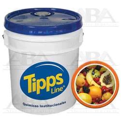 Limpiador Multiusos Frutal 19L Tipps Line®