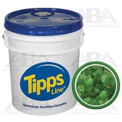 Limpiador Gel Pino 19L Tipps Line®
