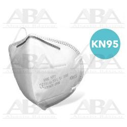 Cubre bocas KN95 blanco