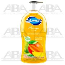 Jabón para Manos Antibacterial Mango Paradise 500 ml Blumen