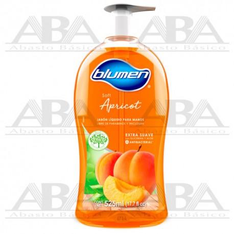 Jabón para Manos Antibacterial Soft Apricot 500 ml Blumen