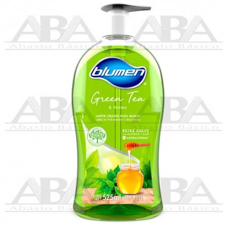 Jabón para Manos Antibacterial Green Tea & Honey 500 ml Blumen