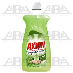 Axion® Toque de Crema con Aloe y Vitamina E 640 ml