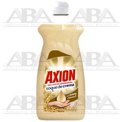 Axion® Toque de Crema con Avena y Vitamina E 640 ml
