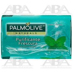 Jabón de tocador Purificante Frescura en barra 150 gr Palmolive Naturals