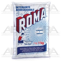 Roma detergente en polvo 1 K