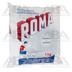 Roma detergente en polvo 5 K