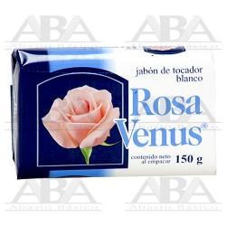 Rosa Venus® Jabón en barra Blanco 150 g