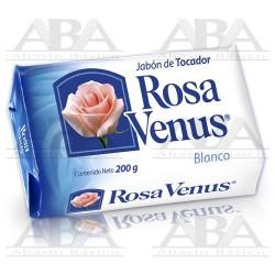 Rosa Venus® Jabón en barra Blanco 200 g