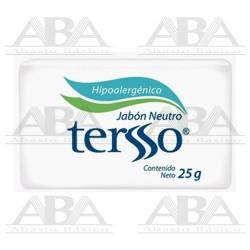 Tersso® Jabón Neutro Hipoalergénico 25 gr
