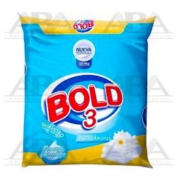 BOLD 3 Detergente para Ropa 5 kg. Flores para mis Amores