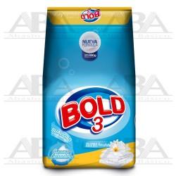 BOLD 3 Detergente para Ropa 850 gr. Flores para mis Amores