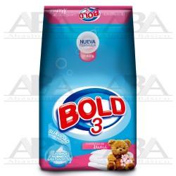 BOLD 3 Detergente para Ropa 400 gr. Cariñitos de Mamá