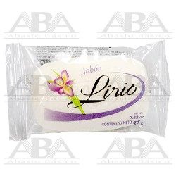 Lirio® Jabón Neutro en barra 20 g