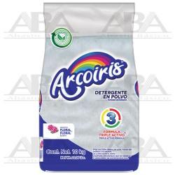 Arcoiris Detergente en polvo multiusos 10 Kg