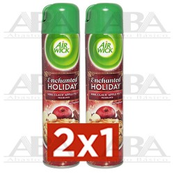 Air Wick Enchanted Holiday Mrs. Claus' Apple Pie 2X1