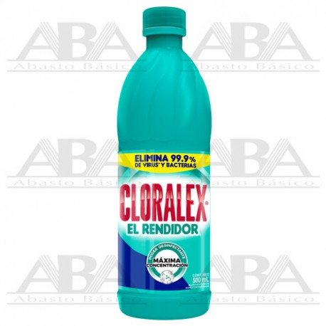 Cloralex Rendidor 500 ml