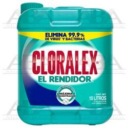 Cloralex Rendidor 10 L