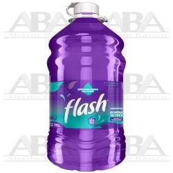 Limpiador Líquido Multiusos Lavanda 3.75 L Flash