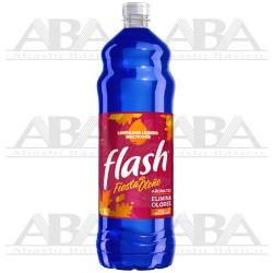 Limpiador Líquido Multiusos Fiesta de Otoño 1L Flash