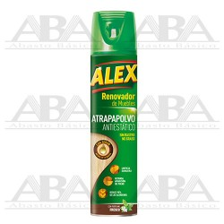 Alex Atrapapolvo Rain Garden