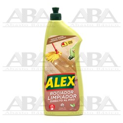 ALEX Rociador Directo al piso Limpiador 1L