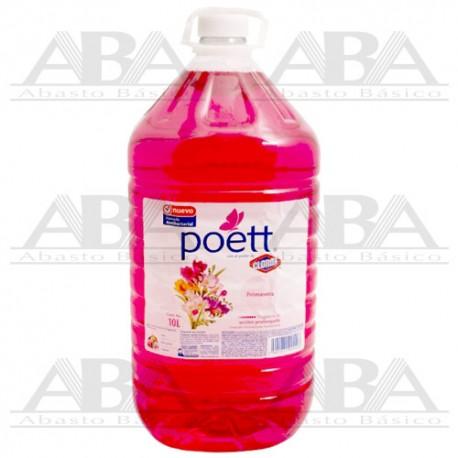 Poett® Limpiador Multiusos Lov(e)volution 10L