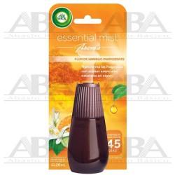 Air Wick Essential Mist Flor de Naranjo Energizante repuesto