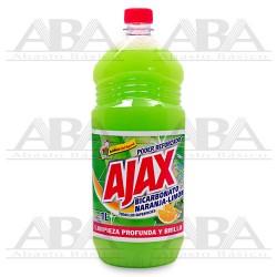 Ajax® Multiusos Bicarbonato Naranja Limón 1L