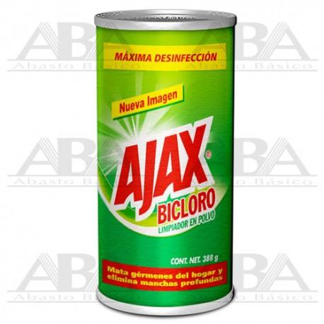Ajax® Bicloro Limpiador en polvo 388 gr